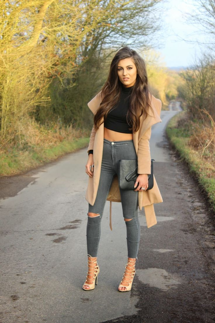 50 Fresh Ways to Wear High-Waisted Jeans | Women's Fashionizer