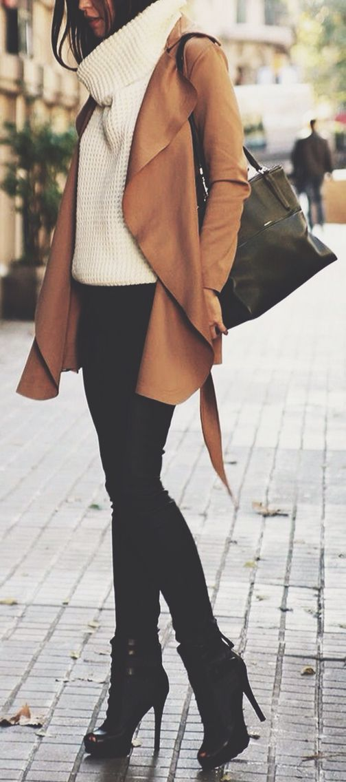 07b83e99eff 50+ Stylish Winter Outfits for Women 2016