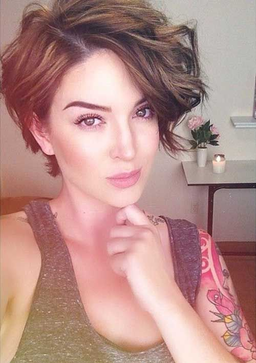 25+ Gorgeous Short Hairstyles | Women\'s Fashionizer