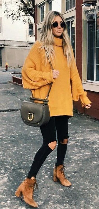 c1d8632018 10+ Cute Fall Outfits To Stand Out From The Crowd | Women's Fashionizer
