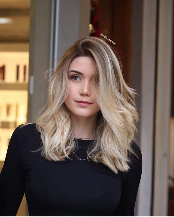 medium length haircuts for 50 50 amazing shoulder length hairstyles for 2019 s 2534